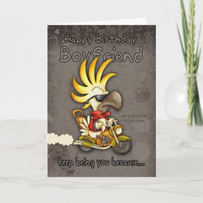 Haircut Eplekenyes: Birthday Cards Boyfriend