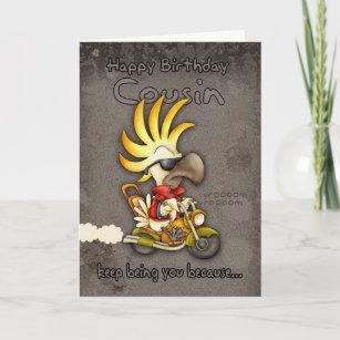 Cousins Birthday Cards