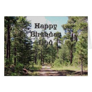 Birthday Card For Dad