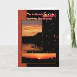 """Birthday Card for Son, Dear Son<br><div class=""""desc"""">Birthday Card for Son,  Dear Son</div>"""