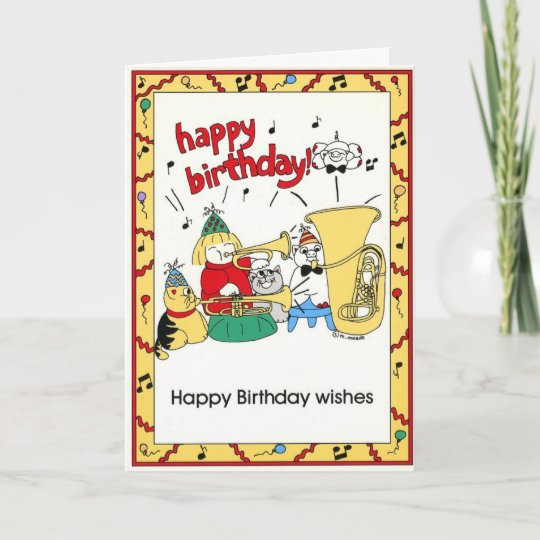 You Have Me What Else Could You Wish For Birthday Card Zazzle