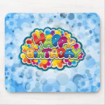 Birthday  Card Mouse Pads