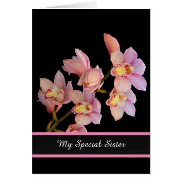 photographybydebbie Birthday Card-My Special Sister Card