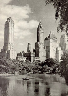 New York City Birthday Cards