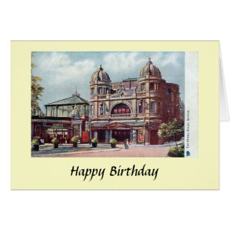 Birthday Card - Opera House, Buxton