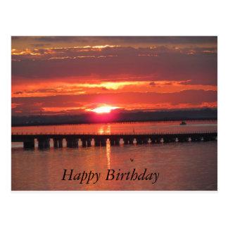 Birthday Card Postcard