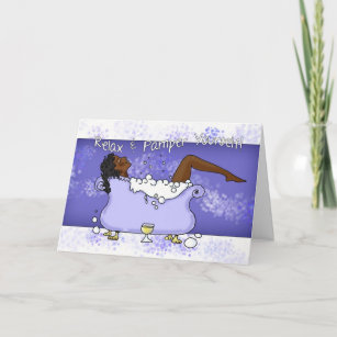 Pamper Yourself Birthday Gifts On Zazzle