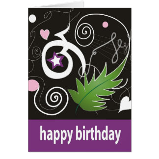 Birthday Card Series 4