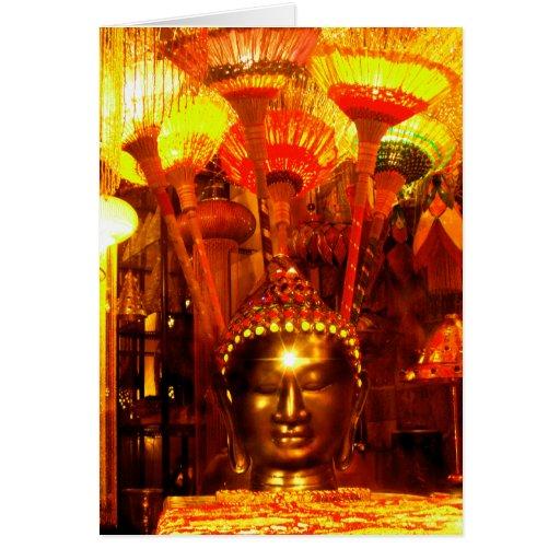 Birthday Card | Shopping for Buddha | Ubud Bali