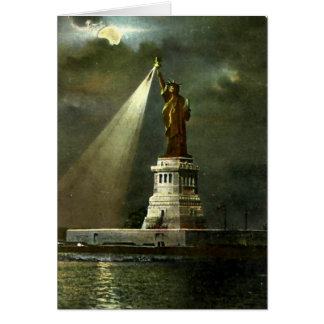 Birthday Card - Statue of Liberty, NYC