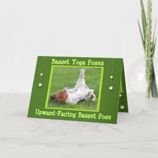 Basset Hound Birthday Cards Zazzle