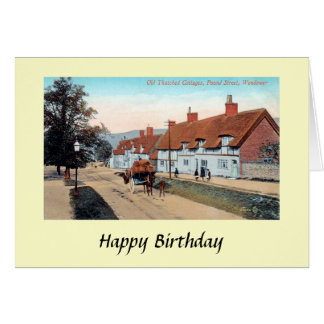 Birthday Card - Wendover, Buckinghamshire