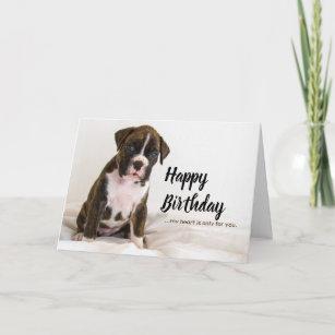 Birthday Cards Dogs