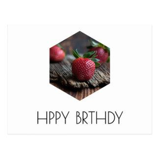 Birthday cart '' hopping ASTRE style '' Postcard