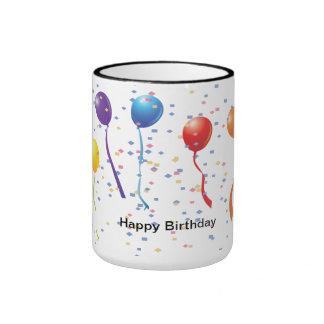 Birthday Celebration 1 Mugs