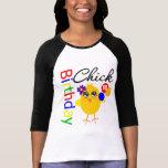 Birthday Chick 18 Years Old Tee Shirts