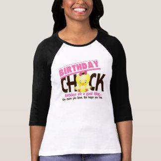 Birthday Chick 4 T Shirt