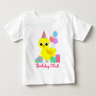 Birthday Chick Baby T-Shirt