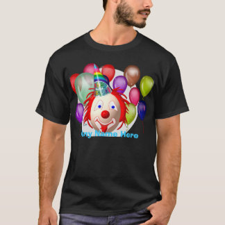 Birthday clown, Customize T-Shirt