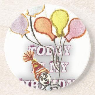 Birthday Coaster