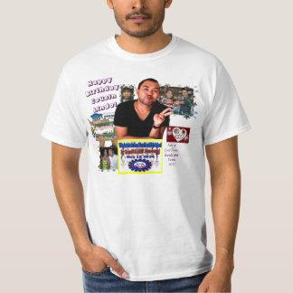 Birthday Collage T Shirt