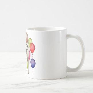Birthday Cow Theme Party Coffee Mug