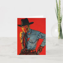 Birthday Cowboy! Card