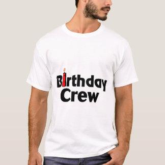 Birthday Crew T-Shirt