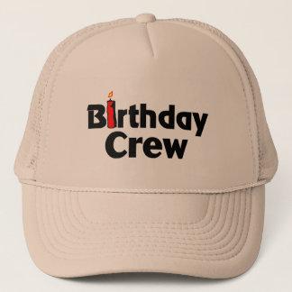 Birthday Crew Trucker Hat