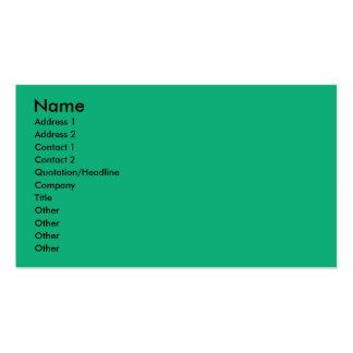 Birthday Cupcake - Beagle Puppy - Chloe Business Card Template