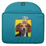 Birthday Cupcake - Beagle Sleeve For MacBook Pro