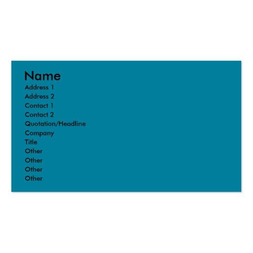 Birthday Cupcake - Bichon Frise Business Card Templates