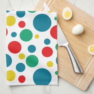 Birthday Cupcake - Bluetick Coonhound - Chuck Kitchen Towel