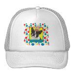 Birthday Cupcake - Boston Terrier Mesh Hat