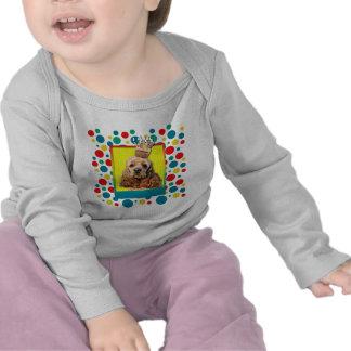 Birthday Cupcake - Cocker Spaniel Tshirt