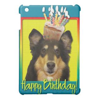Birthday Cupcake - Collie - Caroline Cover For The iPad Mini