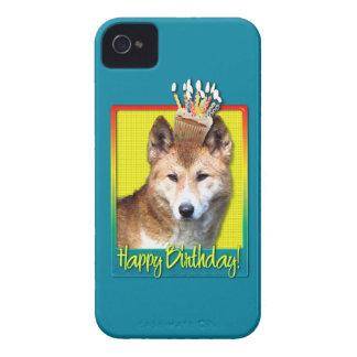 Birthday Cupcake Dingo iPhone 4 Case