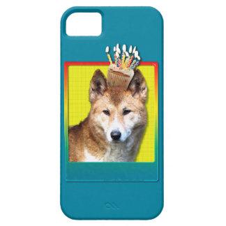 Birthday Cupcake - Dingo iPhone SE/5/5s Case