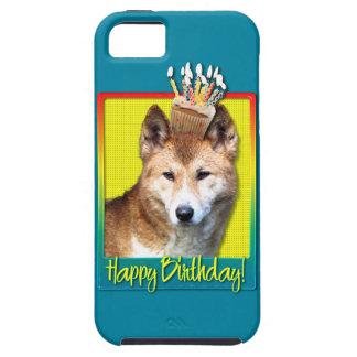 Birthday Cupcake Dingo iPhone SE/5/5s Case
