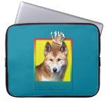 Birthday Cupcake - Dingo Laptop Sleeve