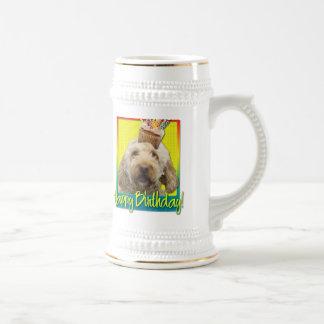 Birthday Cupcake - GoldenDoodle Mugs