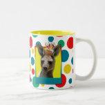 Birthday Cupcake - Kangaroo Coffee Mug