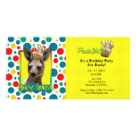 Birthday Cupcake - Kangaroo Photo Card