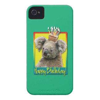 Birthday Cupcake - Koala iPhone 4 Case