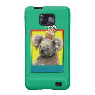 Birthday Cupcake - Koala Galaxy S2 Cover