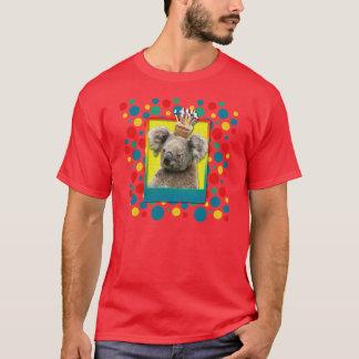 Birthday Cupcake - Koala T-Shirt