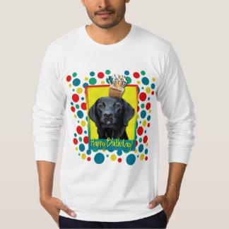 Birthday Cupcake - Labrador - Black - Gage T-Shirt