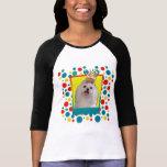 Birthday Cupcake - Maltese T Shirt
