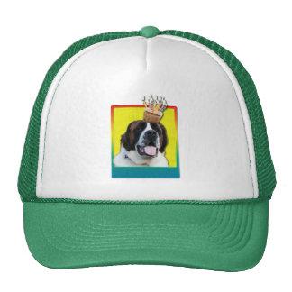 Birthday Cupcake - Saint Bernard - Mae Trucker Hat