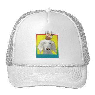 Birthday Cupcake - Saluki Trucker Hat